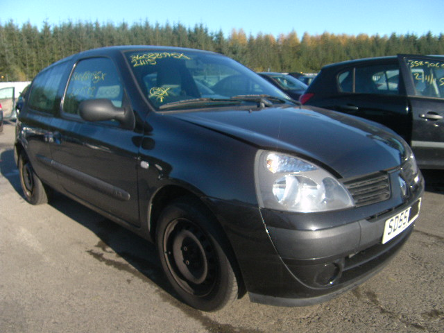 RENAULT CLIO Breakers, CLIO CAMPUS Reconditioned Parts
