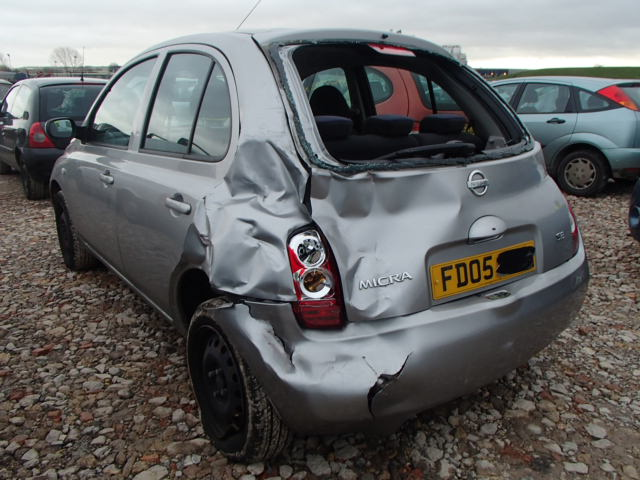 Breaking NISSAN MICRA, MICRA SE Secondhand Parts