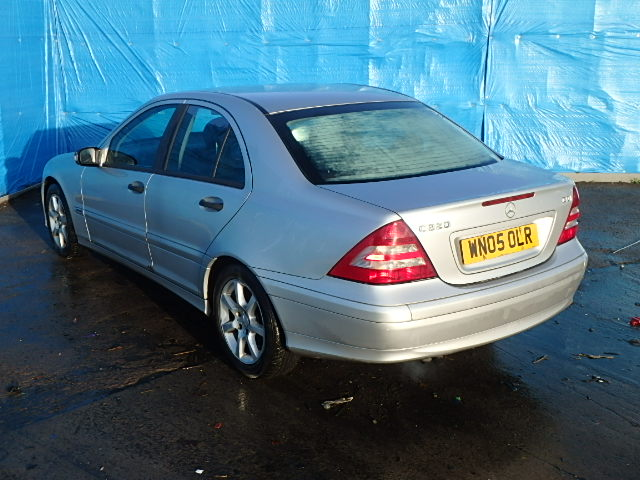 Breaking MERCEDES-BENZ C220, C220 CDI C Secondhand Parts