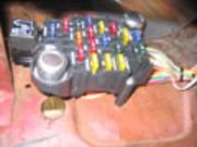 Citroen SAXO FUSEBOX