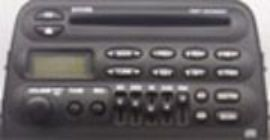 JAGUAR X-TYPE RADIO