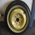 MERCEDES E220 SPACE SAVER WHEEL